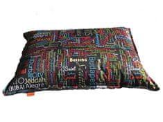 Vipera Sedací vak Vipera Pillow Cities - mestá