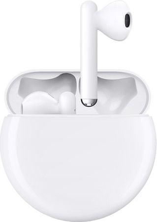 Huawei słuchawki bezprzewodowe Huawei FreeBuds 3 55031992, białe