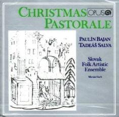 Bajan Paulin / Salva Tadeas: Christmas Pastorale - Old Music from Slovakia - CD