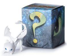 Spin Master Draci 3 Sběratelské figurky - bílá