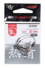 Jaxon Stinger Trojháček 1x7 Lanko 8cm 9kg 2ks (AJ-PAF08)