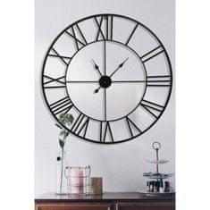 Orium tiché velké nástěnné hodiny