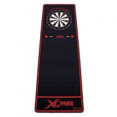 XQMAX DARTMAT 80x237cm červená