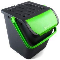 BRILANZ Kosz na odpady ECO 35 l, zielony