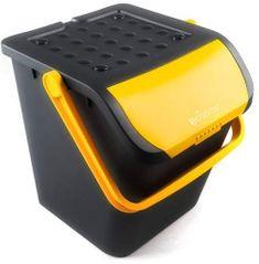 BRILANZ Kosz na odpady ECO 35 l, żółty