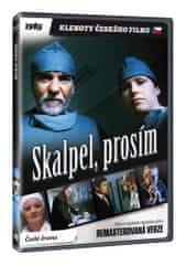 Skalpel, prosím - edice KLENOTY ČESKÉHO FILMU (remasterovaná verze) - DVD