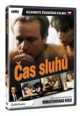 Čas sluhů - edice KLENOTY ČESKÉHO FILMU (remasterovaná verze) - DVD