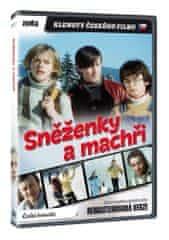 Sněženky a machři - edice KLENOTY ČESKÉHO FILMU (remasterovaná verze) - DVD