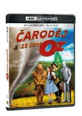 Čaroděj ze země Oz (2 disky) - Blu-ray + 4K Ultra HD