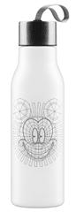 Mickey Mouse Plastová fľaša na nápoje Mickey, 600 ml