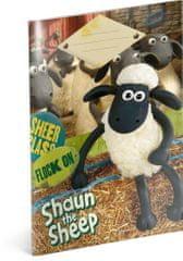 Ovečka Shaun Školní sešit Ovečka Shaun, A5, 20 listů, linkovaný