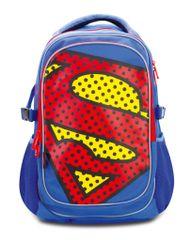 Superman Školní batoh s pončem Superman – POP