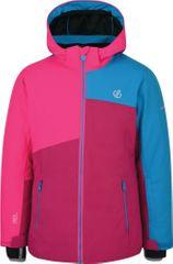Dare 2b Detská zimná bunda Dare2b Chancery ružová / modrá