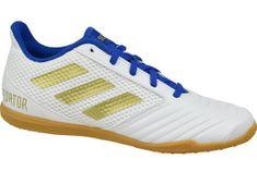 Adidas Predator 19.4 IN EG2827 45 1/3 Białe