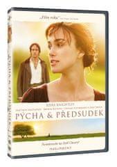 Pýcha a předsudek - DVD