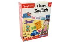 Clementoni didaktična igra Učim se angleščino (50599)