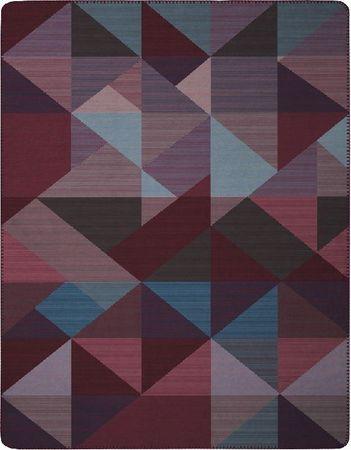 Biederlack deka Purple Dream, Composition