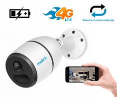 Reolink Reolink GO kamera, vanjska, bežična, 4G-LTE, 1080p Full HD