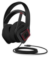 HP Słuchawki OMEN Mindframe Prime, czarne (6MF35AA)
