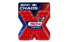 Zuru X-Shot Chaos municija, 50 komada (00200)