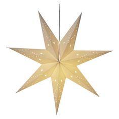 Emos Star dekorativna zvezda, papirnata, 2 x AA, časovnik