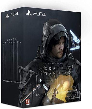 Playstation Death Stranding Collector's Edition igra, PS4