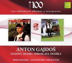 Pred Muzikú / Jak Sem Išeu Okolo Vás (2016) (2x CD) - CD