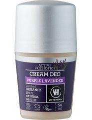 Urtekram Deodorant roll on krémový levandule bio 50 ml