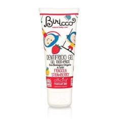 Officina Naturae Biricco Přírodní zubní pasta pro děti jahoda 75 ml