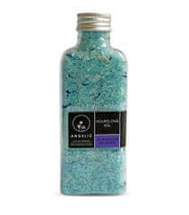 Angelic Koupelová sůl Levandulové zklidnění 260 g