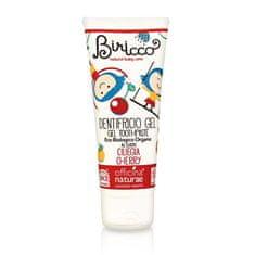 Officina Naturae Biricco Přírodní zubní pasta pro děti třešeň 75 ml