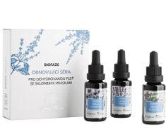 Nobilis Tilia Biofáza Obnovujúci séra Bazalka 3x20 ml