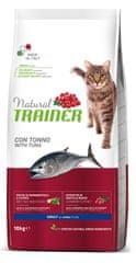 TRAINER Natural Cat Adult tuńczyk 10 kg