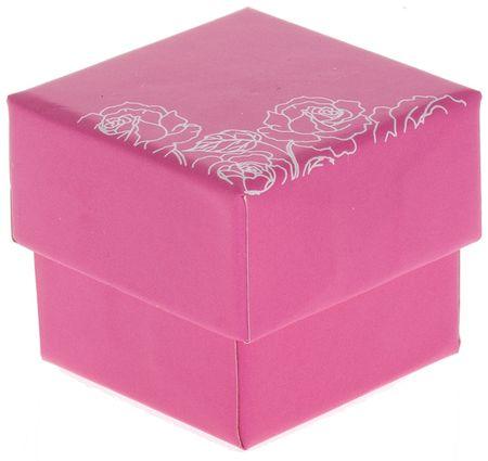 Beneto Darčeková krabička na prsteň K-SF-014-P
