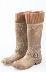 Levi's dámská módní obuv - kožené kozačky