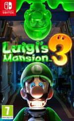 Luigis Mansion 3 (SWITCH)