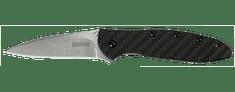 Kershaw 1660CF LEEK - CPM154 CARBON FIBER STONE WASH