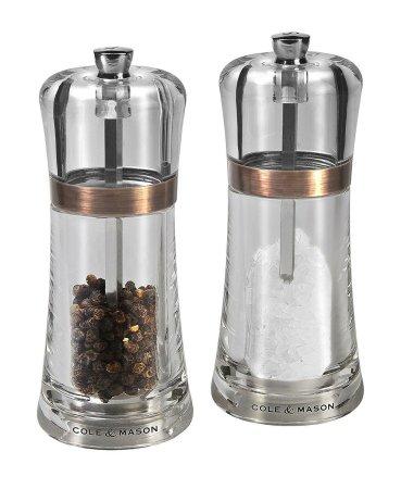 Cole Mason H307618 Fontwell 140mm Clr / Copper Mill GS