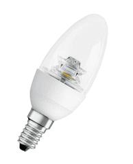 Osram zářivka SCLB40 6W / 827 220-240VCS E14 6XBLI1