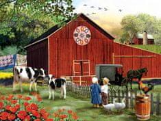 SunsOut Puzzle 300 dielikov XXL dielikov - Country Serenity
