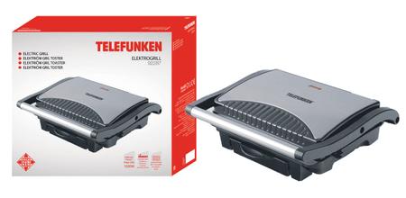 Telefunken TF92287 električni gril toaster - Odprta embalaža