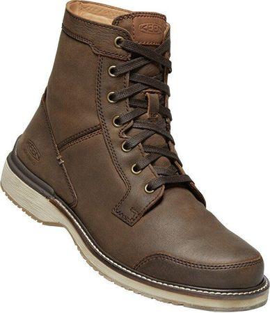 KEEN Férfi bokacipő Eastin Boot M Veg Brown (méret 42)