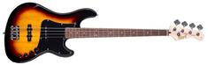 Cort GB34 JJ 3TS Elektrická basgitara