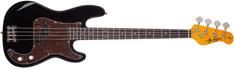 Jay Turser AMS-JTB-2B-BK-A-U Elektrická basgitara