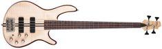 Cort A4 Plus FMMH OPN Elektrická basgitara