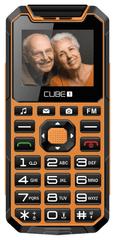 CUBE1 S400 Senior Orange