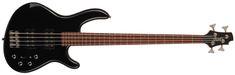 Cort Action HH4 BK Elektrická basgitara