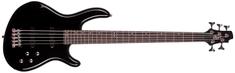Cort Action V Plus BK Elektrická baskytara