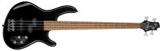 Cort Action Plus BK Elektrická basgitara