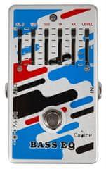 Caline CP-73 4-Band Bass EQ Basgitarový efekt